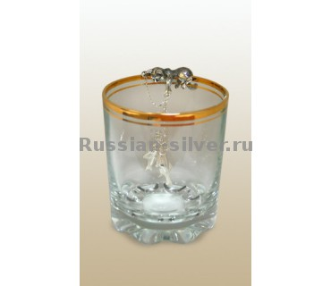 Ионизатор для воды «Киса» 7101 производство Русское Серебро ВЮЗ, г. Волгореченск, серебро 925 пробы